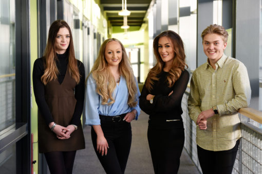 Students to help more women find careers in digital