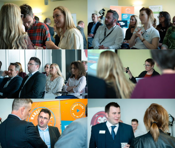 Demo Day: Seven New Businesses Showcase Their Products & Services